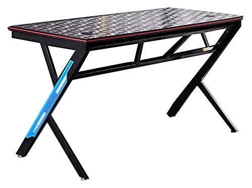 Gaming Desk 39 INCH, T- Shaped Computer Desk, Ergonomic E-Sport Style Gamer Desk Racing LingGe