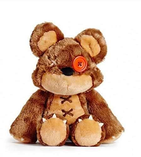 N/B Spiel LOL Tibbers Plüschtier Puppe Annies Bär Plüsch Weiches Stofftier Für Weihnachtsgeburtstagsgeschenke 40Cm