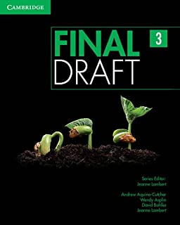 Final Draft Level 3 Student's Book with Online Writing Pack