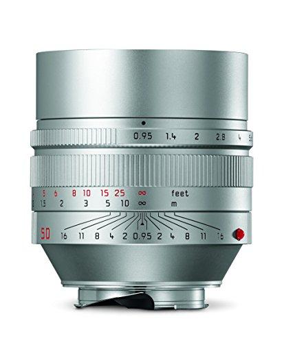 Leica 11667 Noctilux-M 50mm/f0.95 ASPH ノーマルレンズ シルバー