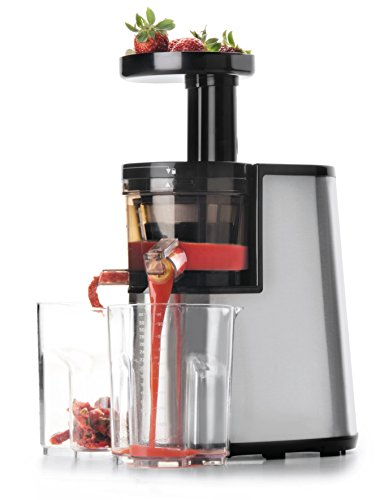Lacor 69372 - Slow Juicer - Exprimidor Lento 200 W, 500 ml