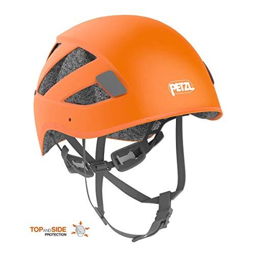 PETZL Boreo, Casco Unisex Adulto, Colore: Arancione, S/M