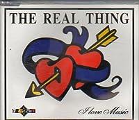 I love music [Single-CD]