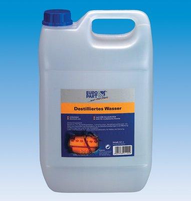 EUROPART Destilliertes Wasser, 20l Kanister