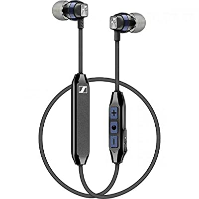 Sennheiser CX 6.00BT In-Ear Wireless Headphones - Blue/Black