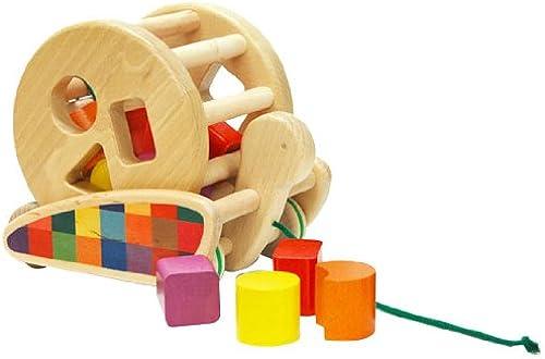 muchas sorpresas Bayo Colorful pull toy [Bonerundo] (japan import) import) import)  tiempo libre
