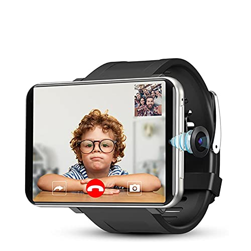 3G Memory + 32G Storage 2.86 Inches GPS Navigation HD Video Call Heart Rate Motion Monitoring 2700 MAh Battery IP67 Waterproof WIFI Bluetooth 4G Smart Watch Compatible With Various Platform Systems