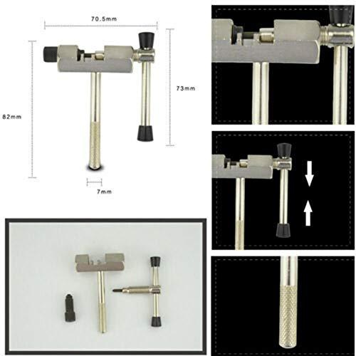 Kits de herramientas de reparación de bicicletas, Road MTB Bikes Chain Cutter Bracket Bracket Remover, Herramienta multifuncional de eliminación de cassettes de bicicletas B