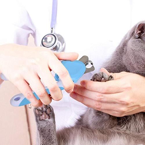 Klauwverzorging voor honden, roestvrij staal, hond, kat, klauw, nagelknipper, ergonomische verzekering, knopontwerp, trimmer, verzorgingstool, schaar