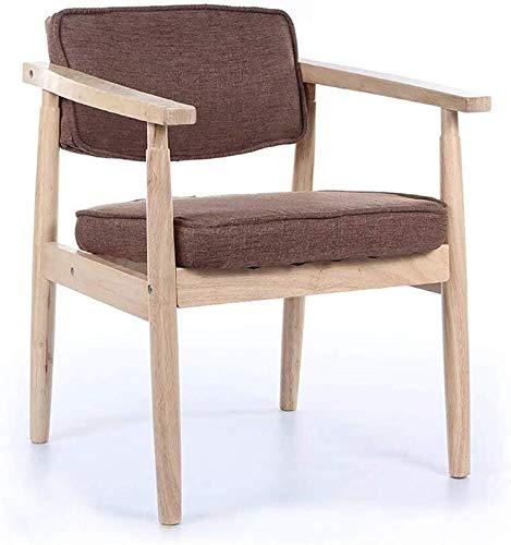 HLM- Familie Utility-Stuhl Moderner Minimalist Massivholz Esszimmerstuhl, Home Zurück Assembly...