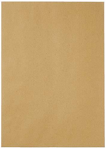 GPV - Sobres (autoadhesivos, papel kraft, 90 g, C5, 162 x 229 mm, caja de 500 unidades)
