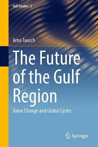 The Future of the Gulf Region: Value Change and Global Cycles: 2 (Gulf Studies)