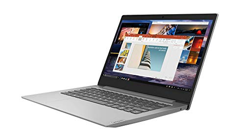 Lenovo IdeaPad 1 14'' Laptop (AMD Processor, 4GB RAM, 64GB Storage, Windows 10S) - Platinum Grey