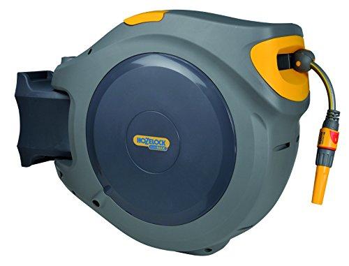 Hozelock 2597 0000 Dévidoir automatique AutoReel Flowmax™ avec tuyau de 30 m
