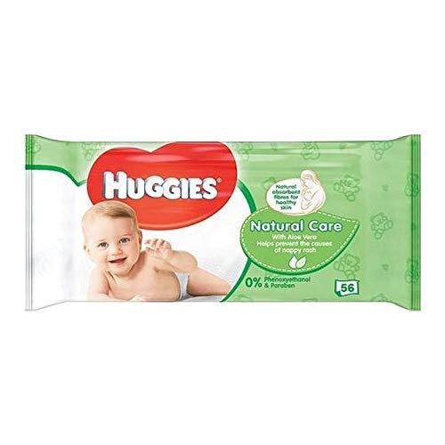 Huggies Natural Care Toallitas húmedas - 56 toallitas