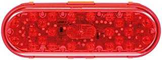 Truck-Lite 60250R 60 Series Red 26 Diode Rear LED Stop/Turn Lamp