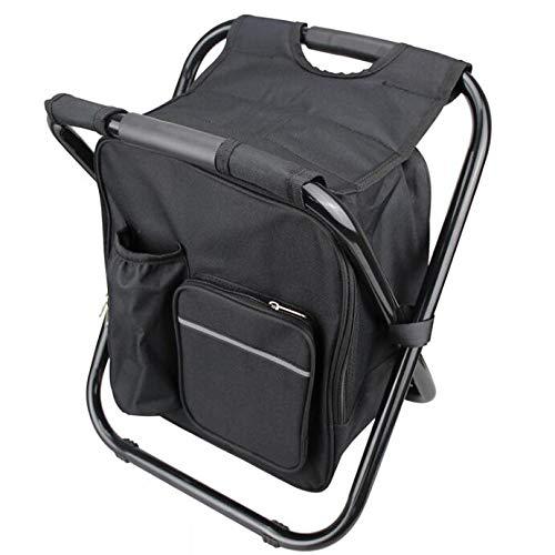オールインワン防水バックパック、折りたたみチェア付きクーラーバッグ内やハイキング登山のためにサーモを保つ防水クーラーバッグ熱とクールな態度をトリップ,2