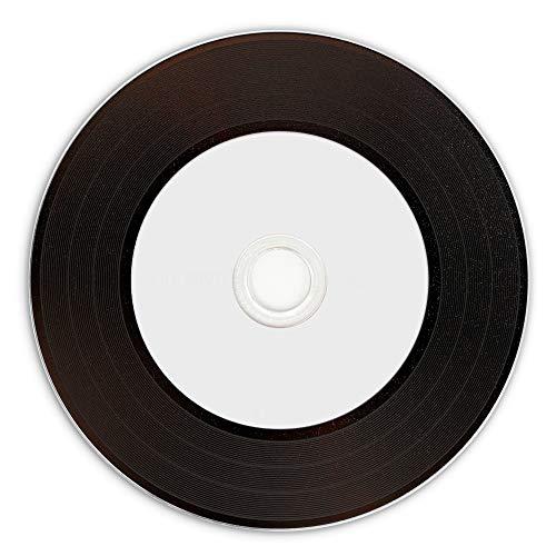 Verbatim バーベイタム 音楽用 CD-R レコードデザイン 80分 30枚 ホワイトプリンタブル Phono-R (フォノアール) AR80FHP30SV7