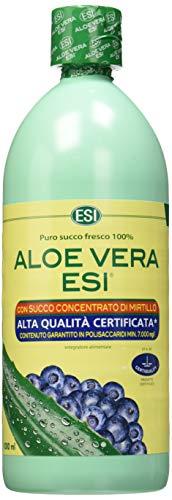 Esi Aloe Vera Succo al Mirtillo - 1000 ml