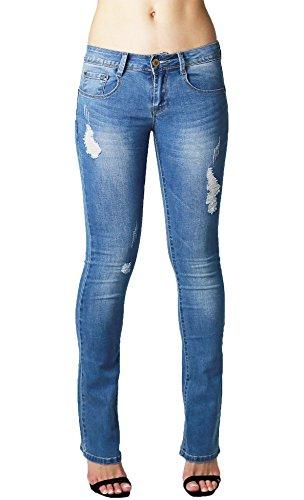 Dresskode -  Jeans  - Jeans boot cut - Donna