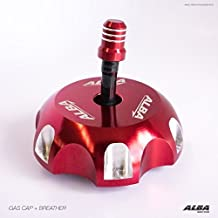 Polaris Predator 500 2x4 and 4x4 ATV Quad Billet Gas Cap (2003-2007) Red (Available in Many Colors)