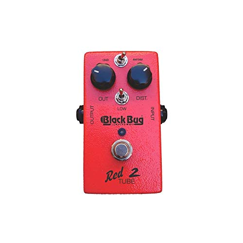 Pedal para Guitarra Black Bug TRT-2 Red Tube