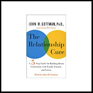 The Relationship Cure audiobook cover art