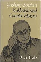 Gershom Scholem, Kabbalah and Counter History by David Biale (1979-05-03)