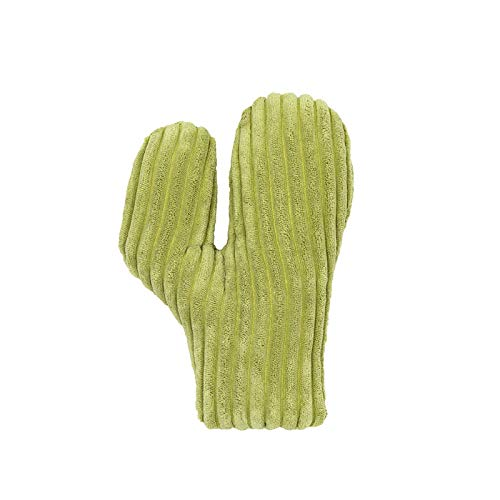 Resistant Bite Cactus Catnip Cat Pet Plush Chew Dog Toys Teeth Grinding Durable Avocado-S