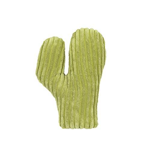 Art bag Mordedura Resistente Cactus Catnip Gato Mascota Peluche Masticar Juguetes para Perros Rectificado de Dientes Durable Aguacate-S