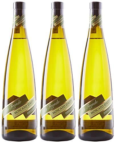 3 Fontanafredda Le Fronde Vin Blanc Lot 0 Moscato Italie DOCG 75 L de XZkiOPuT