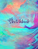 Watercolor Sketchbook: Journal Notebook Sketch Pad / Sketch Book For Drawing Writing Painting Doodling Art With Pencils Crayons Pens Markers Large 150 ... Cover (Watercolor Sketchbooks SET PACK)