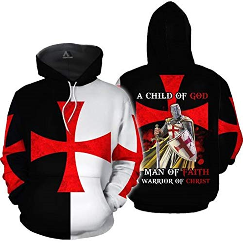 Hoodieswj Männer Kapuzenpullover 3D Printed Jacket Rüstung Cosplay Kostüm Sweatshirt Pullover...