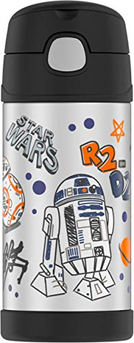 THERMOS FUNTAINER 12 Ounce Bottle Star Wars Classic