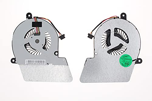 Ellenbogenorthese-LQ Nuevo Ventilador de refrigeración de CPU para Ordenador portátil para Toshiba Satellite U900 U940 U945 AB07505HX07KB00 DC28000C6A B108 (Color : Default)