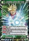 Dragon Ball Super TCG - Unyielding Justice SS2 Trunks (Foil) - Series 3 Booster: Cross Worlds - BT3-061