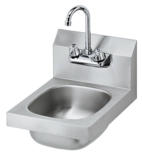 """Stainless Steel NSF Hand Sink 10"""" X 14"""""""