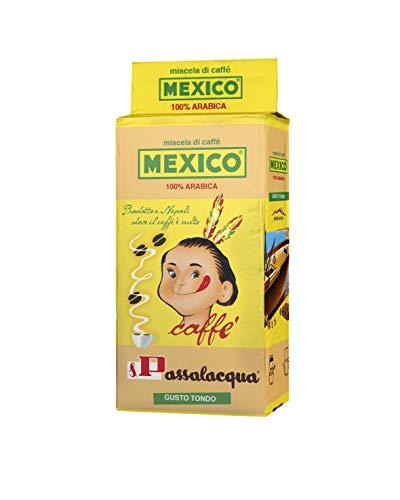 PASSALACQUA Mekico, gemahlener Kaffee , 250 g