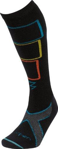 Lorpen Herren Trilayer Ski Midweight Socken, Herren, STM11355, Navy, L