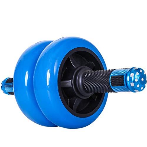 YDHWT Plüschtiere Kerngleitstücke und Springseil Übung Bundle, Körper, Beine und Arme Fitness zu Stärke Tone Muskeln aufbauen (Color : Blue)