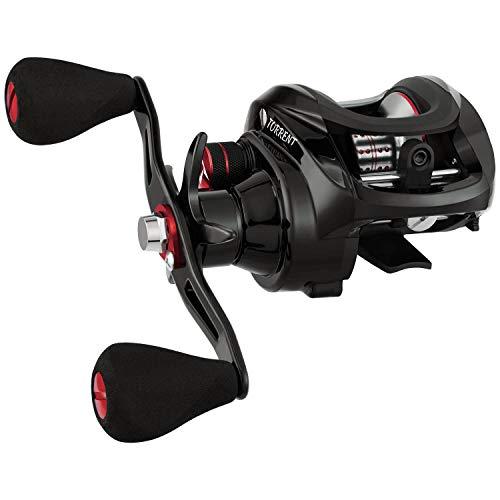 Piscifun Torrent Baitcasting Reel 5.3:1 Right Handed Bass Fishing Reel Low Profile Baitcaster