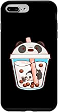iPhone 7 Plus/8 Plus Boba Bubble Tea Kawaii Panda Case