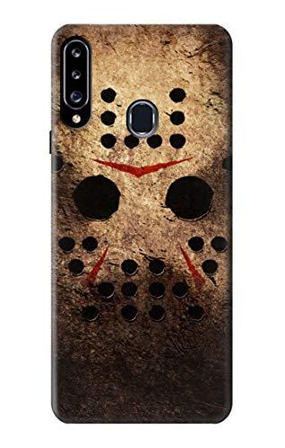 R2830 Horror Hockey Case Cover for Samsung Galaxy A20s
