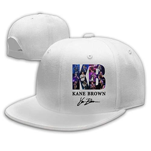 MoMo Gorra de béisbol unisex de la moda Kane-Brown KB Béisbol-Cap clásico...