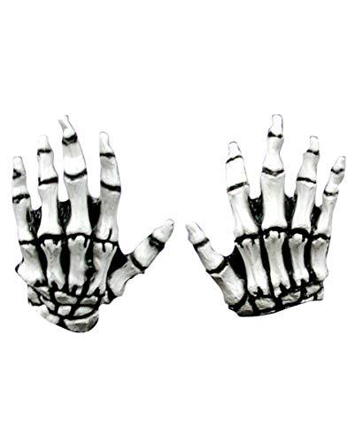 Horror-Shop Gants Squelette Junior
