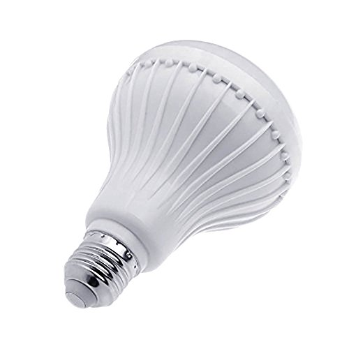 Bluetooth Sans Fil Ampoule Musique Orateur Smart E27 LED RGB Lampe Ampoule Lecteur de Musique