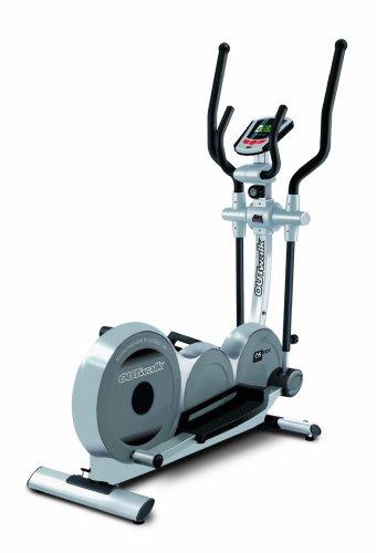 BH Fitness OUTWALK G2530O Bicicletta ellittica Magnetica con Sistema d'inerzia da 14 kg