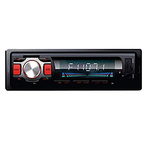 Suzec Single Din car Stereo with FM Player and Digital Media Player