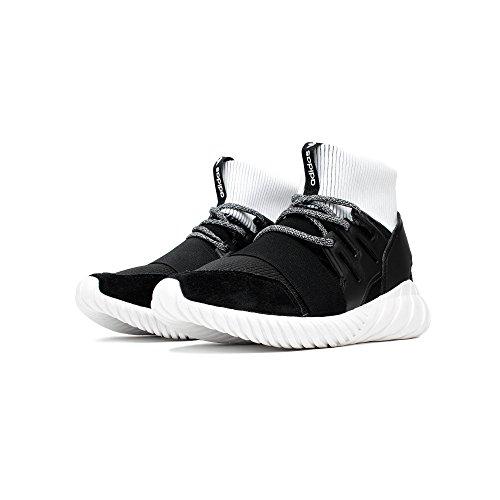 adidas Tubular Doom, Herren Traillaufschuhe, Schwarz (Core Black/core Black/ftwr White), 40 EU