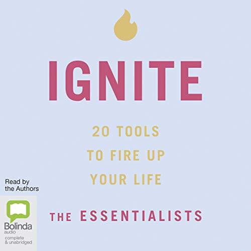 Ignite audiobook cover art